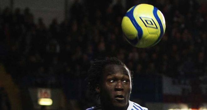 Romelu Lukaku: Could be sent on loan next season