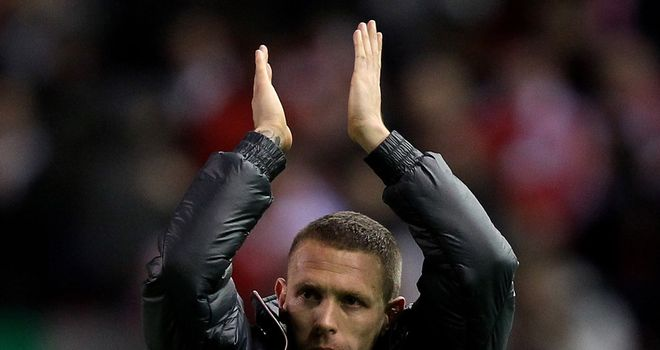 Craig Bellamy: Missed the win over Brighton due to injury