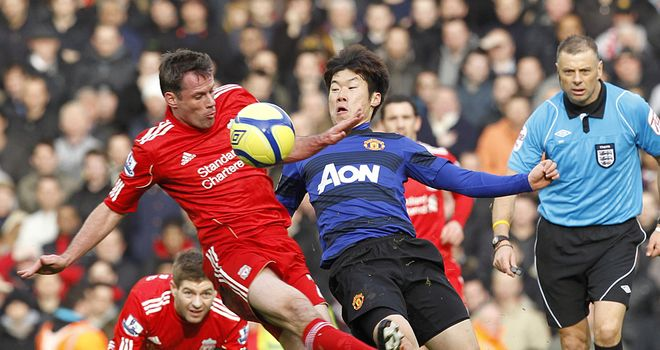 Park Ji-sung: United midfielder wants his side to bounce back from FA Cup reverse