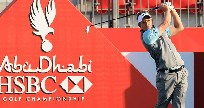 Luke Donald: Hoping to build on his stunning 2011 season