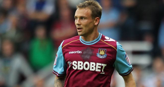 Matt Taylor: Believes survival must be the main goal for West Ham this season