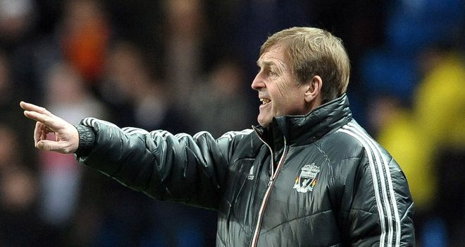 Kenny Dalglish: Liverpool boss remains cautious despite victory over Man City