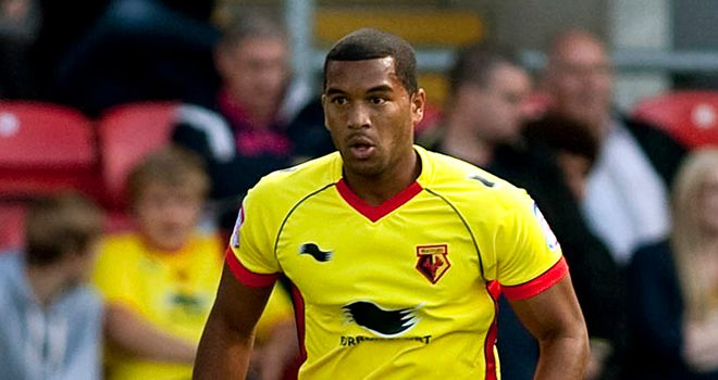 Adrian Mariappa: Newcastle have made a final bid for the Watford defender