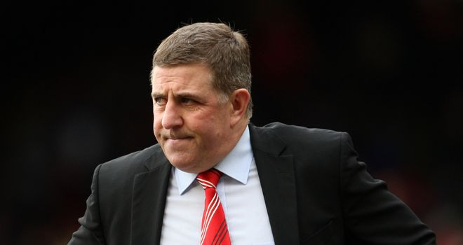 McGhee: Kept players behind after defeat