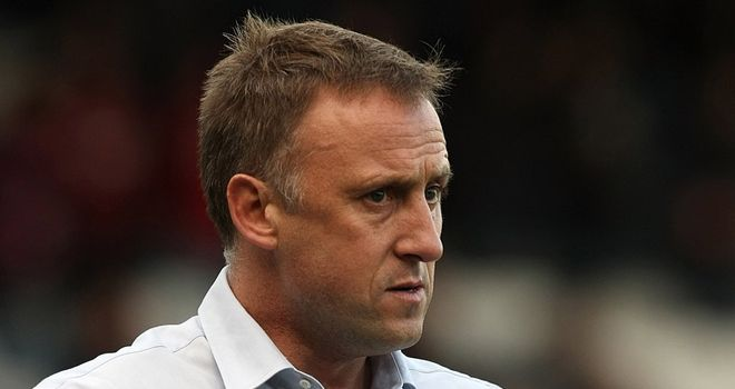 Mark Yates: Reshaping his squad