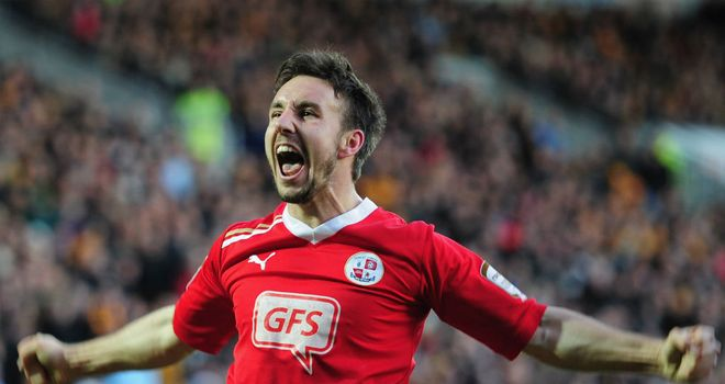 Matt Tubbs: Crawley Town striker focused on scoring goals amid speculation about his future