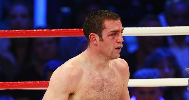 Matthew Macklin: Hoping for second shot at Sergio Martinez