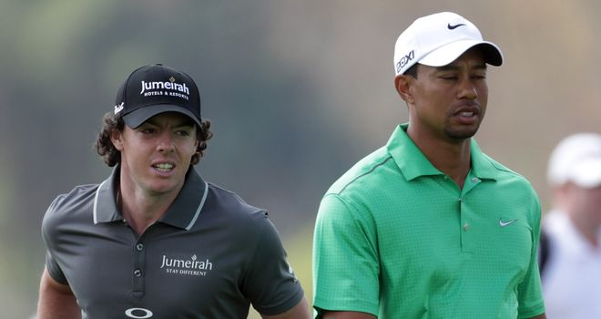Mcilroy & Woods: men to watch, according to Rob Lee