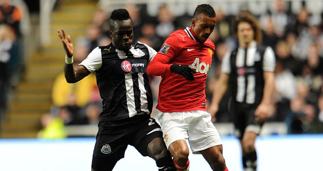 Manchester United will lock horns with Newcastle on Wednesday evening