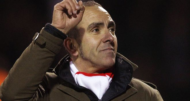 Di Canio: Praised Robins display