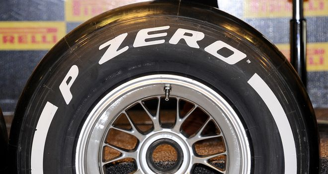 Pirelli's medium compound will be used at all three opening races.