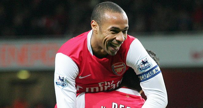 Thierry Henry: Has returned to Arsenal on a short-term loan deal