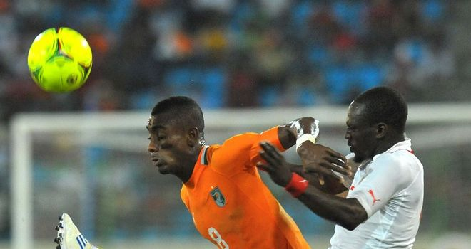 Salomon Kalou: Chelsea winger opens up scoring in win over Burkina Faso