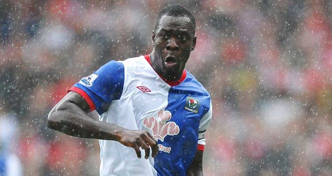 Chris Samba: Steve Kean has insisted wantaway defender will not be sold