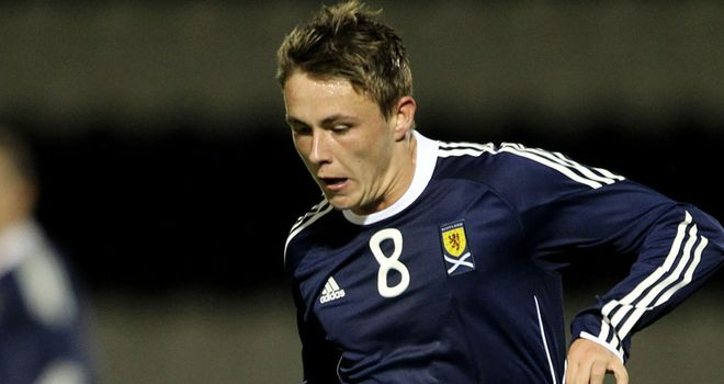 Scott Allan: The West Brom midfielder is wanted on loan for the rest of the season by Portsmouth