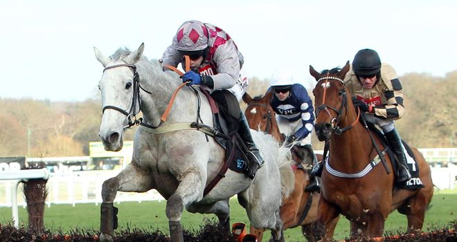 Smad Place leads Shoreacres home at Ascot