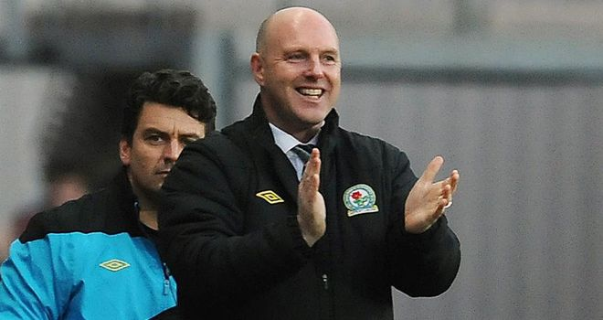 Steve Kean: Was delighted with Blackburn's determination to overcome Wolves in what was a pressured encounter