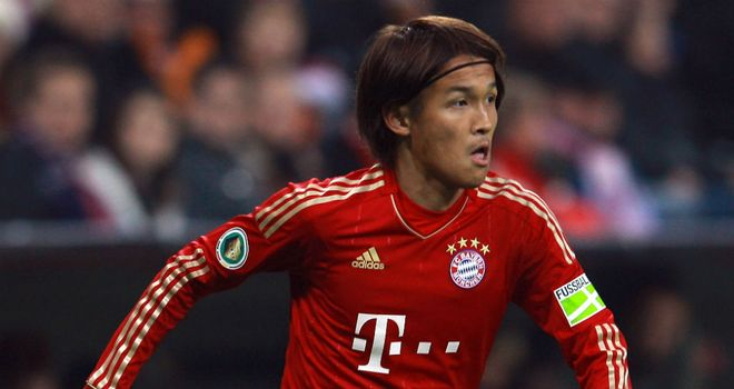 Takashi Usami: Disappointed with limited opportunities with Bayern
