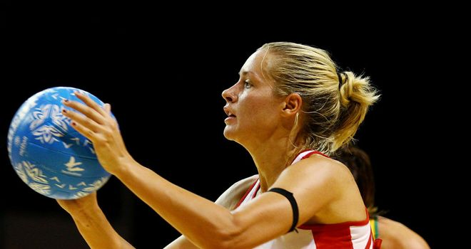 Tamsin Greenway: New Storm player-coach