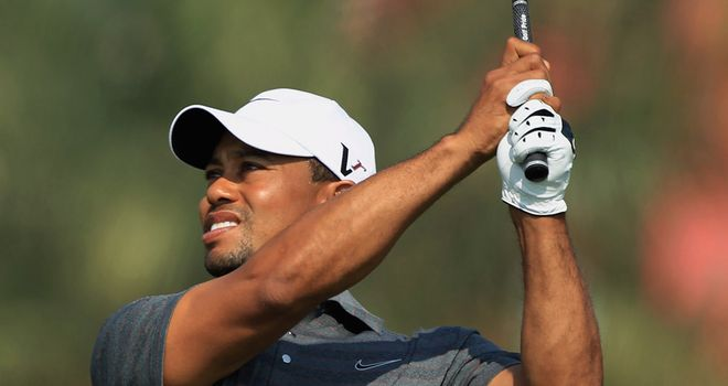 Woods: Flawless display on Saturday and he's made just two bogeys all week