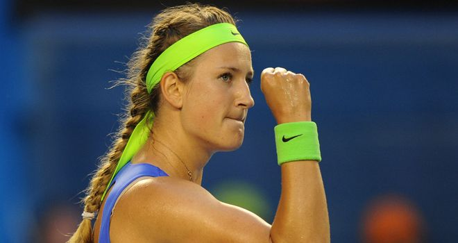 Victoria Azarenka: The people of Belarus inspire her to victory in Melbourne