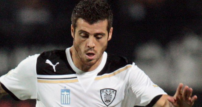 Vieirinha: The latest man to join Wolfsburg this winter