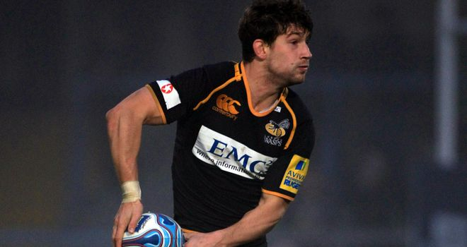 Dominic Waldouck: Will leave Wasps to join Northampton Saints