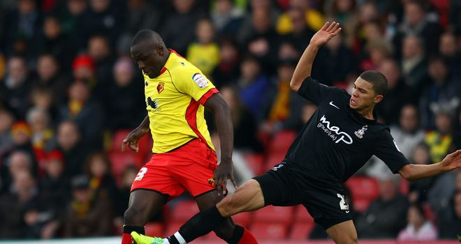Nyron Nosworthy: Enjoyed great form during loan at Watford
