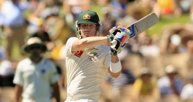 Brad Haddin: Staying in Australia
