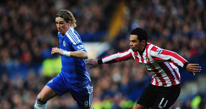 Fernando Torres: Chelsea striker is making significant strides towards finding his best form