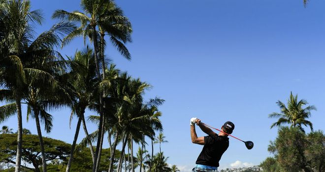 The Sony Open is the first full-field event of 2013