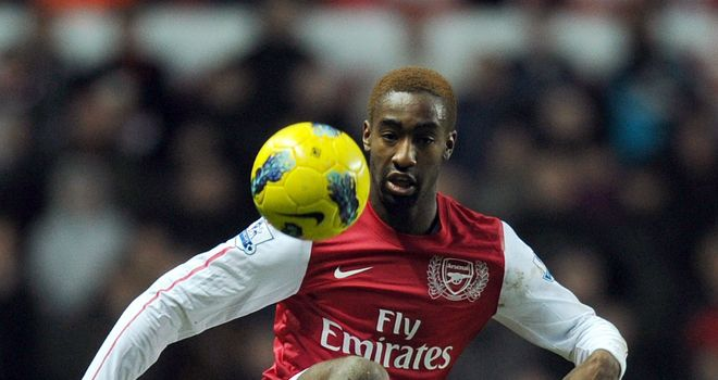 Johan Djourou: Has no intention of pushing for a move away from Arsenal