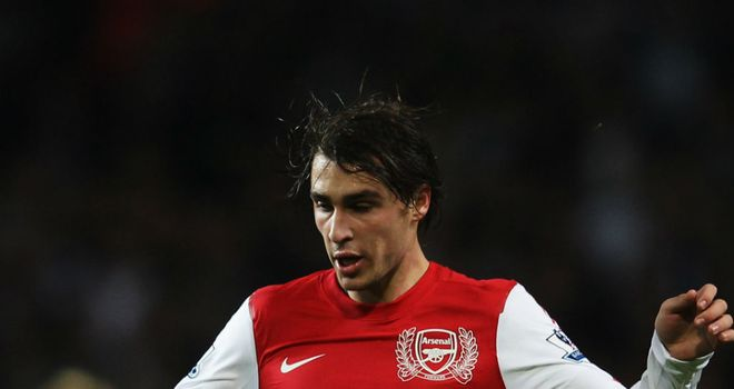 Ignasi Miquel: Arsenal defender is happy to be playing but would be keen to go out on loan