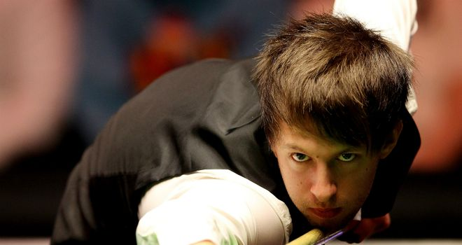 Judd Trump: made two centuries in his impressive victory over Stephen Lee