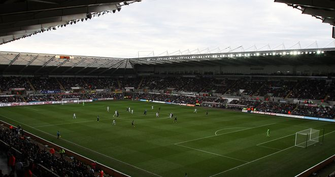 Liberty Stadium: Curtis Allen turned down Premier League and Europa League football at Swansea