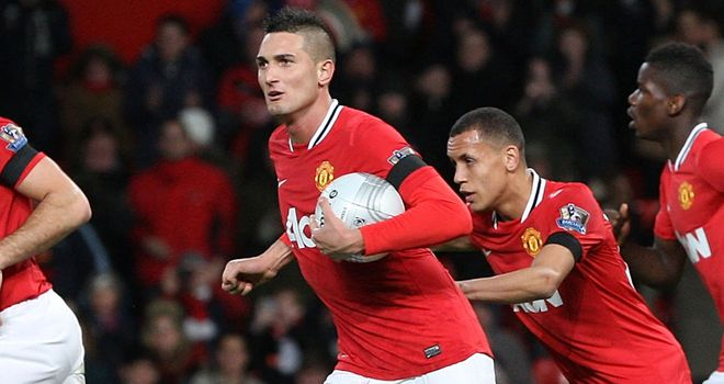 Federico Macheda: Has joined QPR in an effort to get regular game time