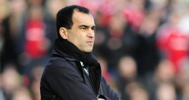 Roberto Martinez: Remains unhappy with Assou-Ekotto challenge