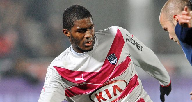 Anthony Modeste: Has moved to Blackburn on loan from Bordeaux