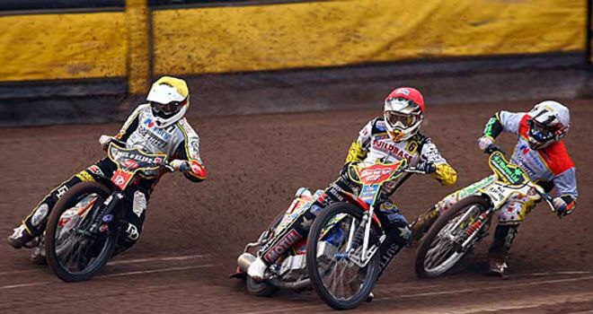 Nick Morris: Has signed for Swindon Robins (Pic credit Les Aubrey)