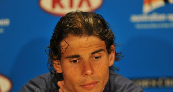 Rafael Nadal: Taking the positives out of another loss to Djokovic