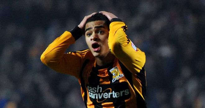 Cameron Stewart: Hull City winger has joined Charlton on loan