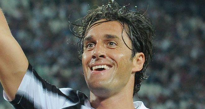 Luca Toni: Has departed Juventus for United Arab Emirates club Al Nasr