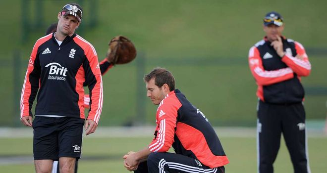 Chris Tremlett: Heading home with a back injury