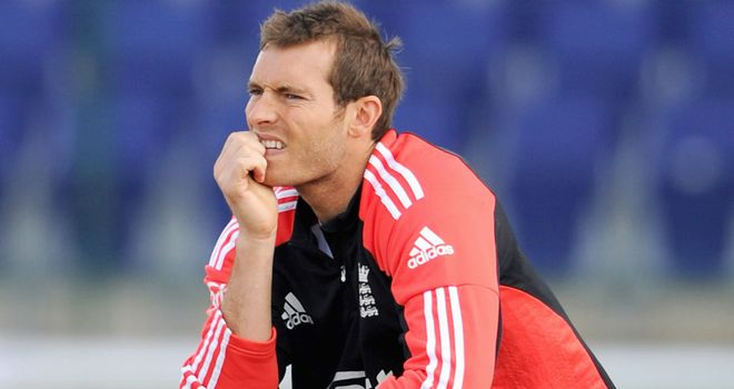 Chris Tremlett: played just one Test during the tour of the UAE before flying home early