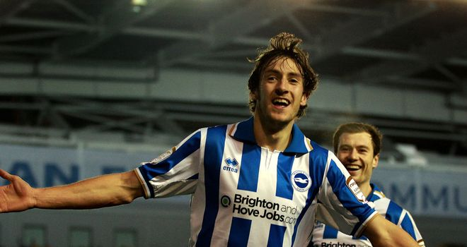 Will Buckley: Brighton's match winner keeps them in play-off hunt
