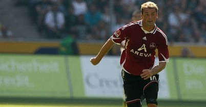 Albert Bunjaku: Looking to extend his stay at Nurnberg and win a first-team place