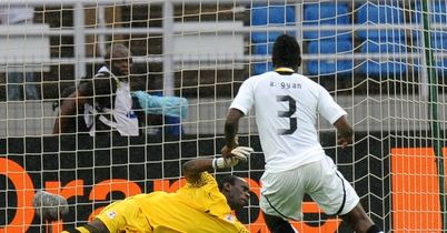 Asamoah Gyan: Sorry for missing from the penalty spot against Zambia