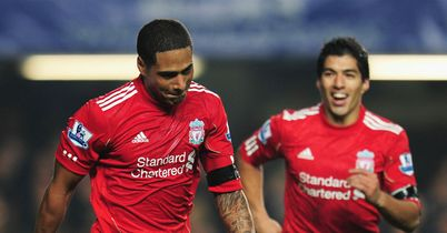 Glen Johnson: Feels that Liverpool can cope without Luis Suarez