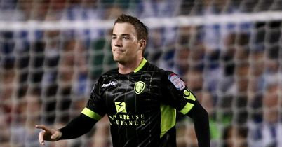Ross McCormack: Closing in on a return to first-team action