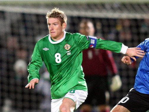 Steven Davis: Looking to kick off NI's campaign